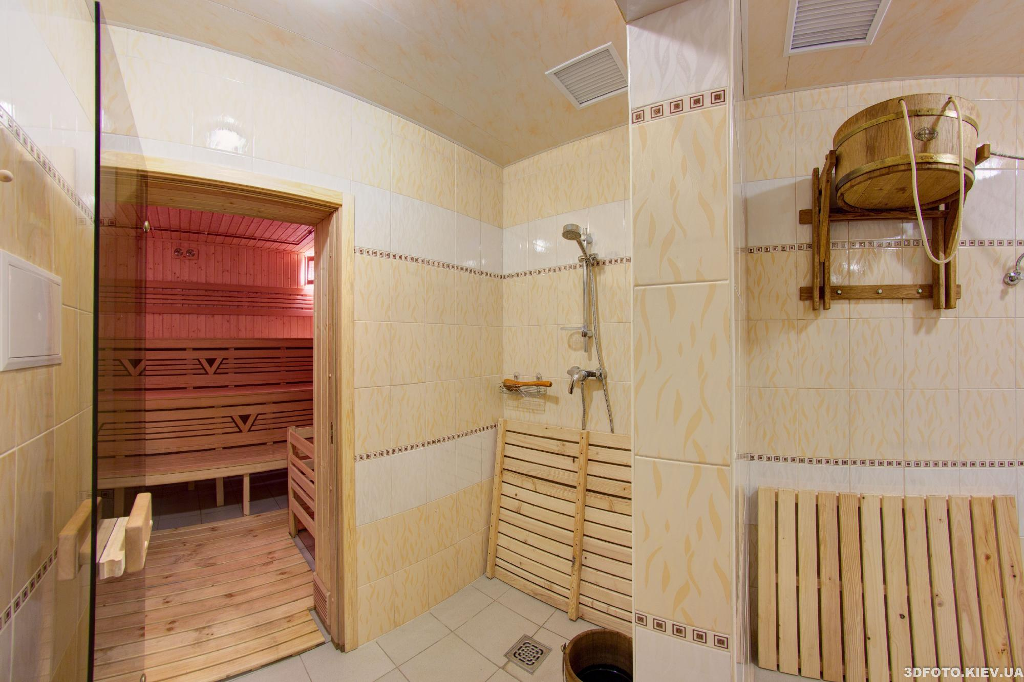 Steam sauna